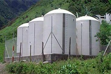Acueductos modulares